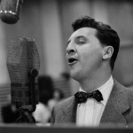 """Photo from """"archy and mehitabel"""" 1954 recording"""