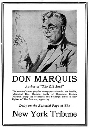 life and moth don marquis Life and moth don marquis essay  don marquis lived a life surrounded by many deaths but also by much happiness, which may be.