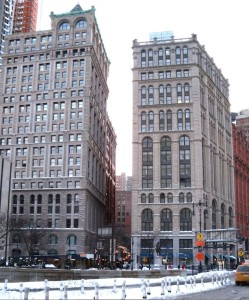 150 Nassau Street: the American Tract Society Building